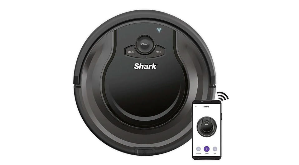 Save $212 on this brilliant Shark robot vacuum right now. (Photo: Bed Bath & Beyond)