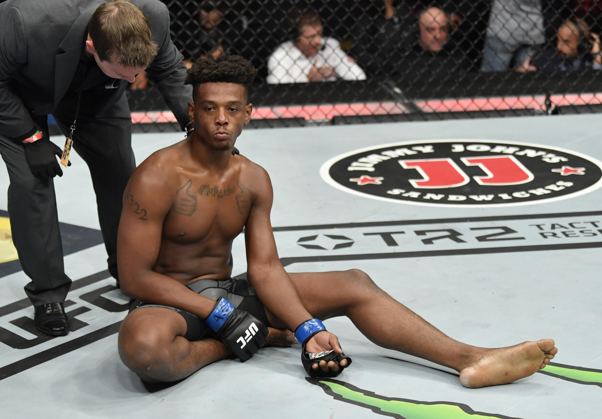 Paul Craig snaps Jamahal Hill's arm for gruesome win to kick off UFC 263