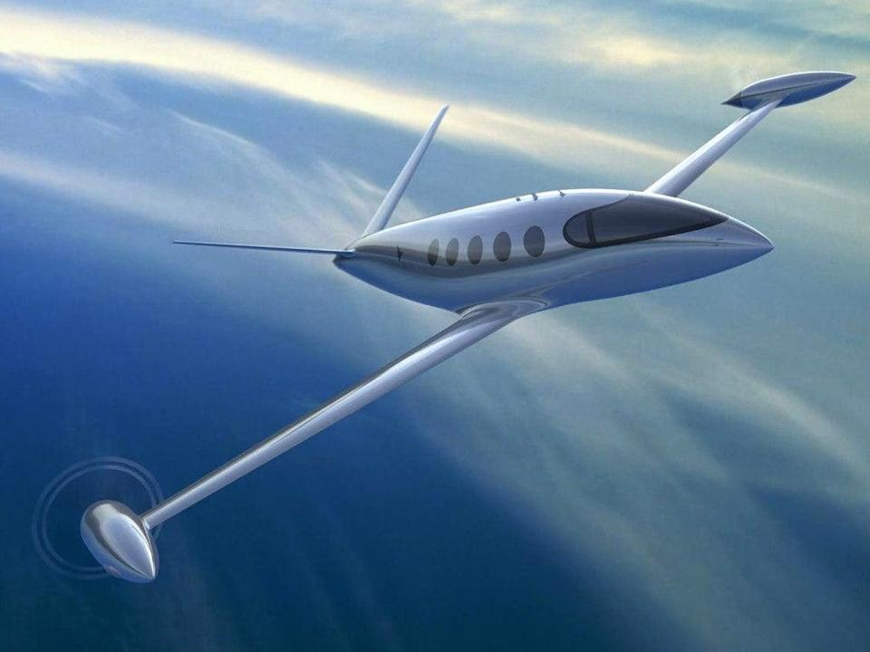 Elon Musk has built electric cars, trucks and quadbikes through Tesla - could a plane be next? (Eviation)