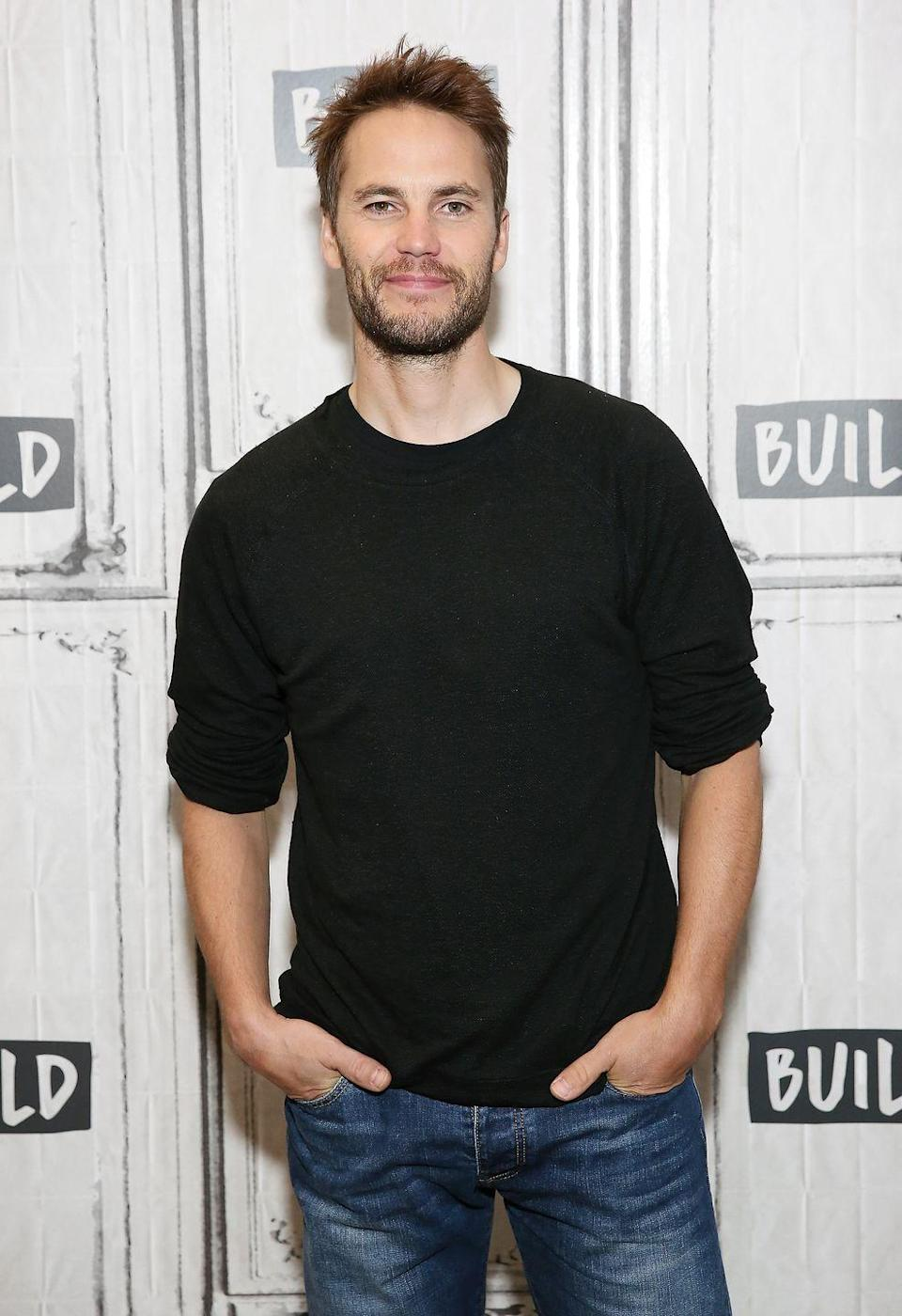 """<p>Since the show ended, Kitsch has starred in films like <em>John Carter</em>, <em>Lone Survivor</em>, and <em>Only the Brave</em>. He was last seen on-screen as David Koresh in Paramount Network's <em>Waco. In June,</em> he will premiere <a href=""""https://www.hollywoodreporter.com/news/berlin-first-look-taylor-kitsch-post-wwii-drama-shadowplay-1279740"""" rel=""""nofollow noopener"""" target=""""_blank"""" data-ylk=""""slk:his new series"""" class=""""link rapid-noclick-resp"""">his new series</a>, <em>Shadowplay</em>, at the Monte Carlo Television Festival.</p>"""
