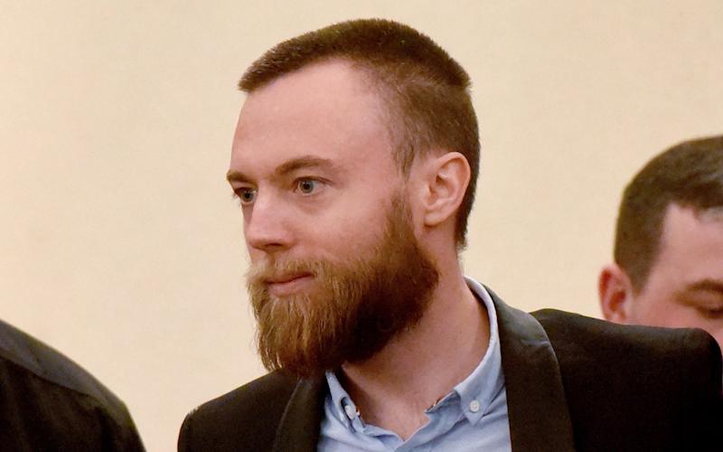Jack Shepherd is said to have used the name Jack Grant - AFP