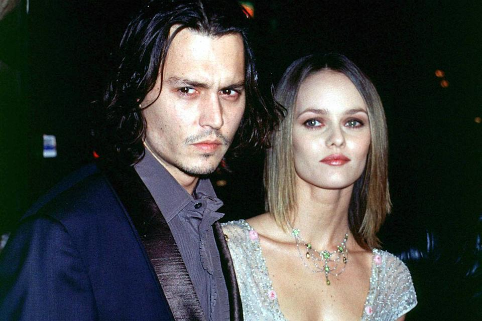 <p>Soon after Moss, Depp hooked up with French singer Vanessa Paradis, with whom Depp had children Lily-Rose Depp, now 21, and a son, John Christopher 'Jack' Depp III, now 14. They split in 2012.</p>