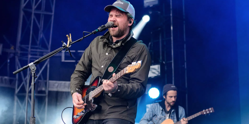 """Hear Baker's and Biffy Clyro's versions of """"The Modern Leper"""" now.Frightened Rabbit announce The Midnight Organ Fight tribute LP: Aaron Dessner, Lauren Mayberry, Julien Baker contribute Ben Kaye"""