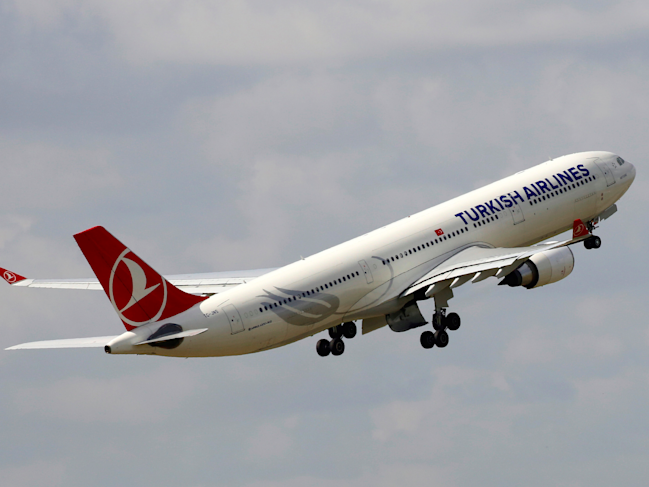 Turkish Airlines Airbus a330 300