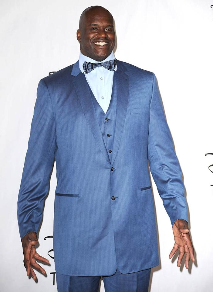 """March 6: Shaquille O' Neal turns 39 Steve Granitz/<a href=""""http://www.wireimage.com"""" target=""""new"""">WireImage.com</a> - August 1, 2010"""
