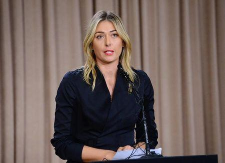 Tennis - Sharapova feels vindicated and empowered after doping ban