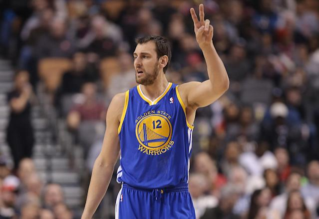 Andrew Bogut out indefinitely with rib fracture