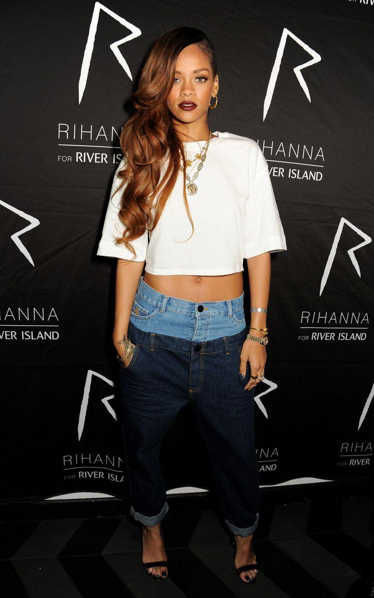 <p>In recent years, jeans have become even more creative with their cuts and head-turning details, thanks to brands like Marques Almeida or Rihanna's own line with River Island.</p>