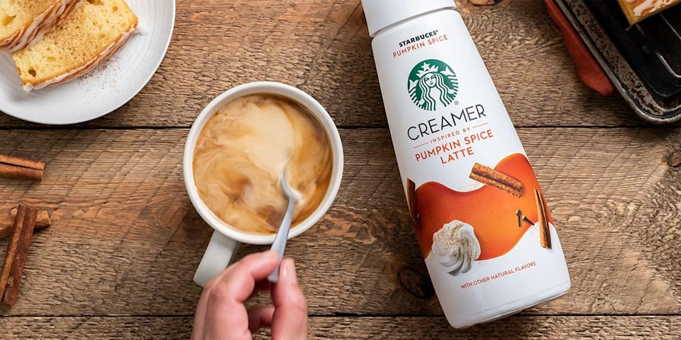 """<p>You know fall is near when pumpkin spice-flavored foods begin popping up on shelves. It makes the reality of leaving summer behind a lot easier, right? A variety of brands have released a range of <a href=""""https://www.bestproducts.com/eats/food/g1718/pumpkin-flavored-snacks/"""" rel=""""nofollow noopener"""" target=""""_blank"""" data-ylk=""""slk:pumpkin foods"""" class=""""link rapid-noclick-resp"""">pumpkin foods</a> over the years, and the good news is that many of them are coming back for another season! There are also plenty of new ones, so we'll be keeping you updated on how you can get your pumpkin spice fix for fall 2020.</p>"""