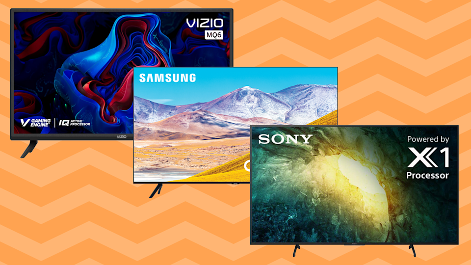 Walmart's extended Black Friday TV deals are here and they're still epic! (Photo: Walmart)