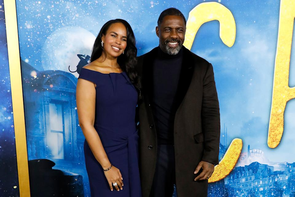 Sabrina Dhowre and Idris Elba celebrated their second wedding anniversary on April 25, 2021. (Photo: Taylor Hill/FilmMagic)