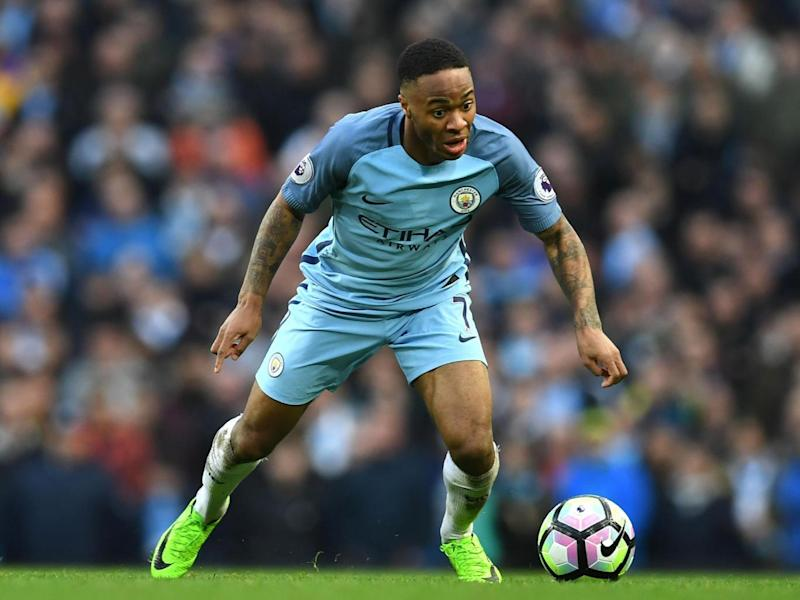 Guardiola has said players like Sterling need more time on the European stage to reach their potential (Getty)