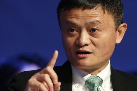 Alibaba CEO Ma predicts pain as internet transforms economy