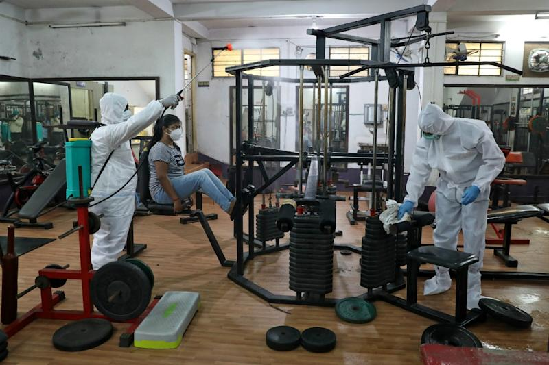 Coronavirus LIVE Updates: Delhi Allows Gyms, Yoga Centres Outside Containment Zones to Reopen; Global Covid-19 Death Toll Tops 9,22,000