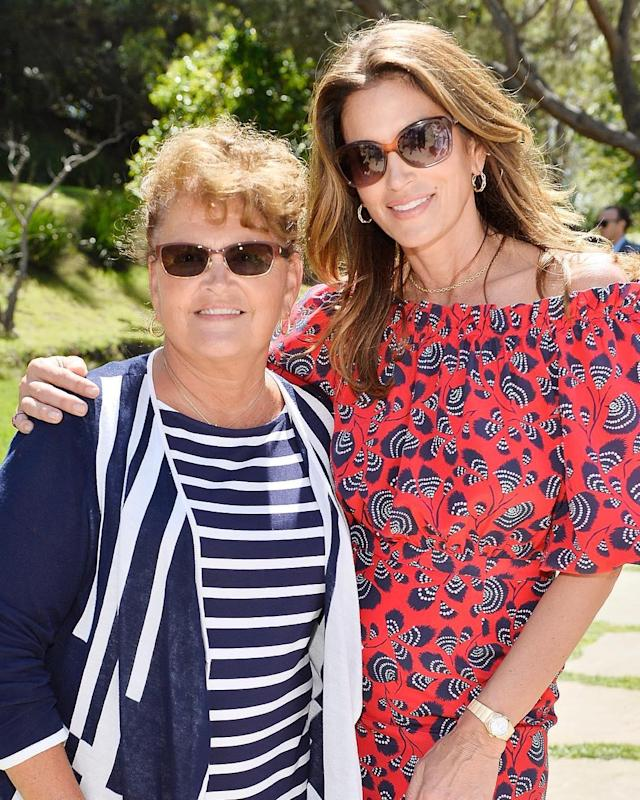 "<p>The supermodel had the support of her mom, Jennifer, while hosting the <a href=""http://people.com/style/kaia-gerber-talks-about-similarities-mom-cindy-crawford-looks/"" rel=""nofollow noopener"" target=""_blank"" data-ylk=""slk:Best Buddies Mother's Day Brunch"" class=""link rapid-noclick-resp"">Best Buddies Mother's Day Brunch</a> at a private residence in Malibu, Calif. ""What a great way to Celebrate Mother's Day,"" she wrote. (Photo: <a href=""https://www.instagram.com/p/BUE2aIkACUO/"" rel=""nofollow noopener"" target=""_blank"" data-ylk=""slk:Cindy Crawford via Instagram"" class=""link rapid-noclick-resp"">Cindy Crawford via Instagram</a>) </p>"