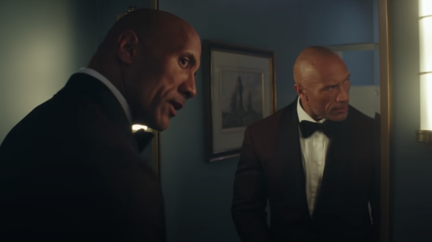 <p>This action-comedy thriller stars Dwayne 'The Rock' Johnson as an FBI profiler on a mission to hunt the world's most-wanted and winds up involved in a high-stakes heist with two competing criminals (Gal Gadot, Ryan Reynolds).</p>