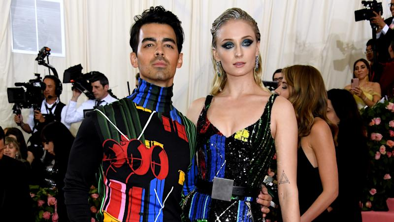 Sophie Turner says Joe Jonas saved her life in a revealing interview
