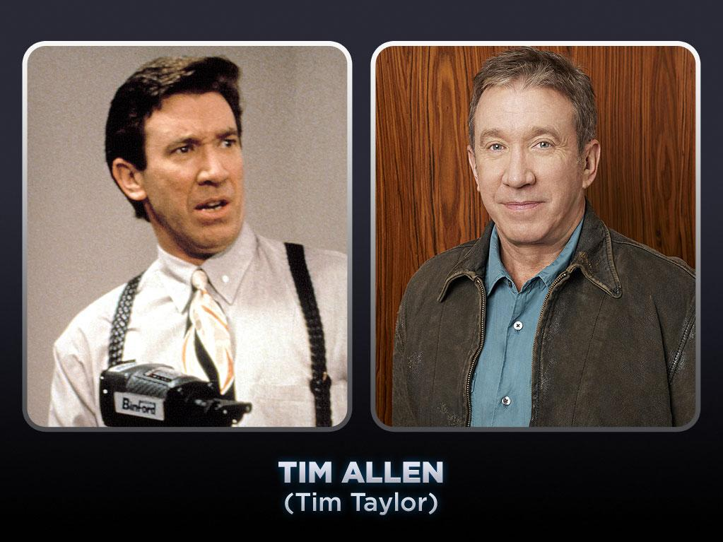 "While living in Detroit in the early '80s, Tim Allen began his comedy career on a dare from a friend. While at Motor City's Comedy Castle, Allen started to cultivate his act: dissecting the differences between men and women. By the mid-'80s, Allen moved to Los Angeles and became a regular at the famed Comedy Store on Sunset Boulevard. Allen's crowd-pleasing performances caught the attention of Hollywood, earning him his own sitcom, ""<a href=""/home-improvement/show/97"">Home Improvement</a>,"" which premiered on ABC in the fall of 1991. Following a well-deserved reign atop the ratings and seven consecutive People's Choice Awards for favorite male TV performer, the show ended in the spring of 1999. During his tenure on the series, Allen also starred in a handful of blockbuster films, including the first installment in the lucrative ""Santa Clause"" series and Pixar's first, groundbreaking motion picture, ""Toy Story."" Six months after leaving the scripted sitcom world, Allen starred in two additional box office hits, ""Toy Story 2"" and ""Galaxy Quest."" In the years since, he has had a few hits (""The Santa Clause 2,"" ""Wild Hogs,"" ""Toy Story 3"") and a few misses (""Who Is Cletis Tout?,"" ""Joe Somebody,"" ""The Santa Clause 3: The Escape Clause""), and he returned to his roots as a stand-up comedian. In ABC's ""<a href=""/last-man-standing/show/47410"">Last Man Standing</a>,"" Allen plays Mike Baxter, a guy's guy fighting to preserve his masculinity in a world dominated by the women in his life."
