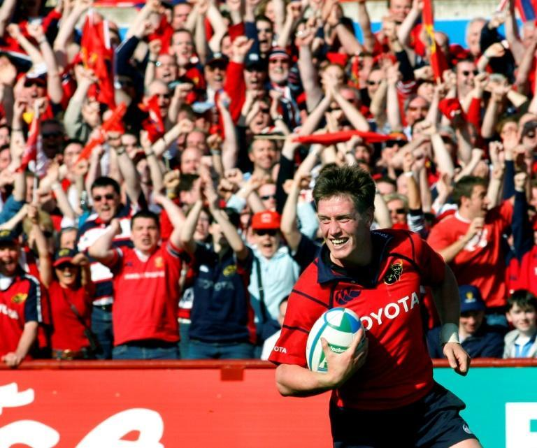 La Rochelle head coach Ronan O'Gara scored 1,365 points and played 110 European Champions Cup matches for Munster