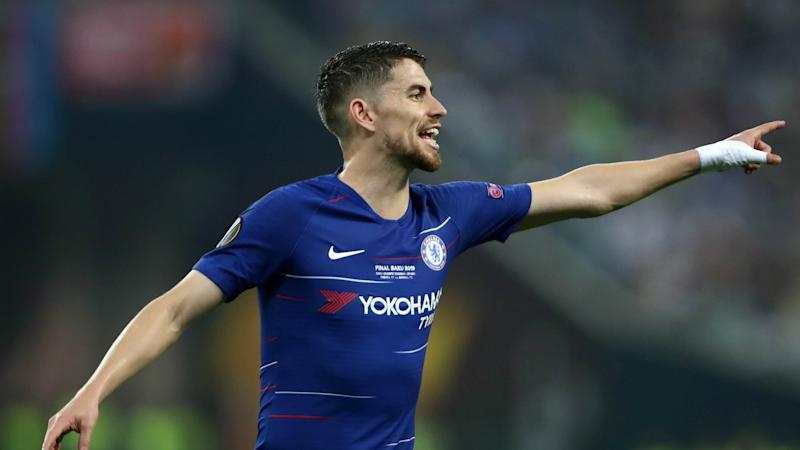 Jorginho agent not ruling out Chelsea midfielder following Sarri to Juventus