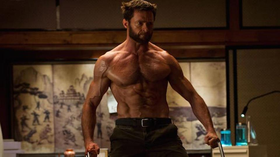 Hugh Jackman as Wolverine (Credit: Fox)