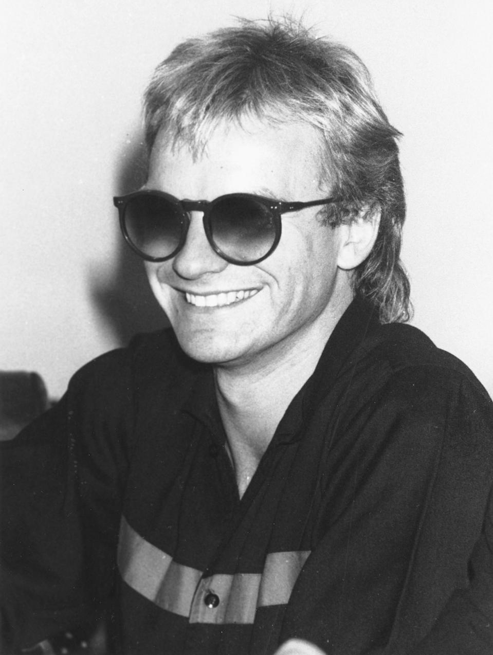The Police 1979 Sting (Photo by Chris Walter/WireImage)