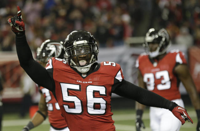 Source: LB Sean Weatherspoon, Cardinals agree on one-year deal