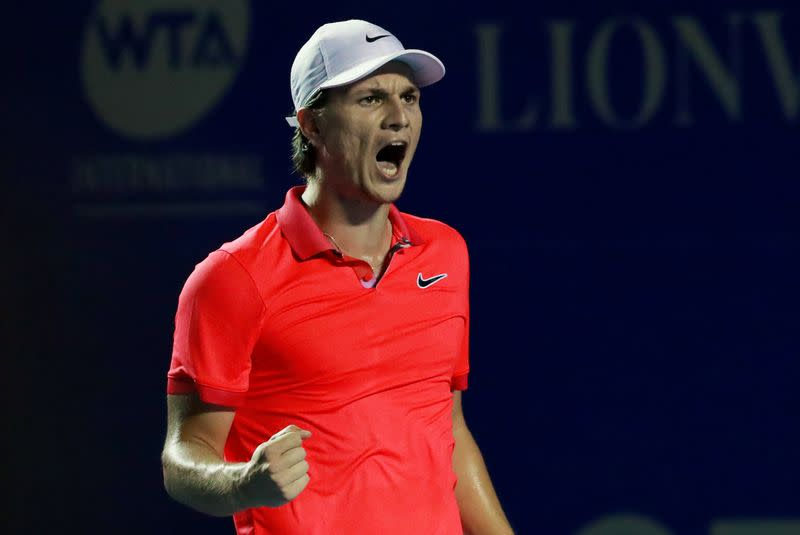 Kecmanovic claims first ATP title in Kitzbuehel