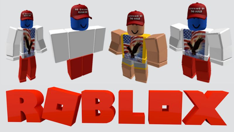 Roblox accounts hacked to support Donald Trump