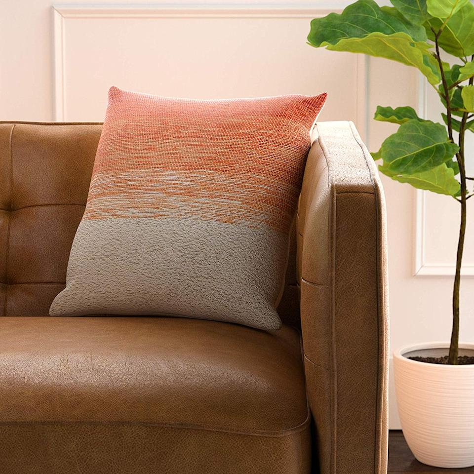 "<p>The design of this <a href=""https://www.popsugar.com/buy/Rivet-Casual-Ombre-Throw-Pillow-492341?p_name=Rivet%20Casual%20Ombre%20Throw%20Pillow&retailer=amazon.com&pid=492341&price=41&evar1=casa%3Aus&evar9=45753841&evar98=https%3A%2F%2Fwww.popsugar.com%2Fhome%2Fphoto-gallery%2F45753841%2Fimage%2F46639061%2FRivet-Casual-Ombre-Throw-Pillow&list1=shopping%2Camazon%2Chome%20decor%2Chome%20shopping&prop13=mobile&pdata=1"" rel=""nofollow"" data-shoppable-link=""1"" target=""_blank"" class=""ga-track"" data-ga-category=""Related"" data-ga-label=""https://www.amazon.com/Rivet-Casual-Throw-Pillow-Blue/dp/B07JLSSWCP/ref=sr_1_28?keywords=rivet%2Bhome%2Bdecor&amp;qid=1568846586&amp;s=gateway&amp;sr=8-28&amp;th=1"" data-ga-action=""In-Line Links"">Rivet Casual Ombre Throw Pillow</a> ($41) is so cute.</p>"