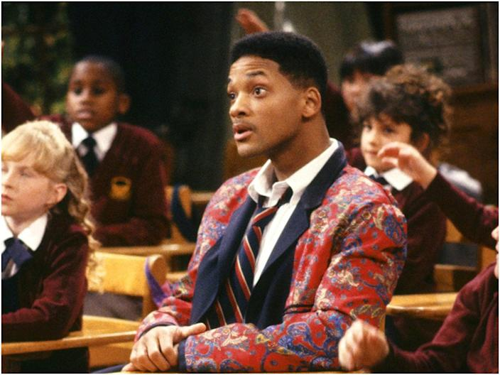 """""""The Fresh Prince of Bel-Air"""" stars Will Smith. <p class=""""copyright"""">Warner Bros. Domestic Television Distribution</p>"""