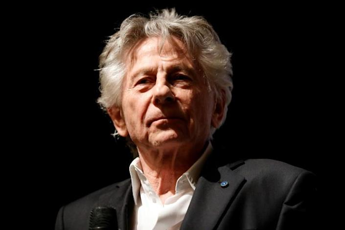 French-Polish director Roman Polanski is wanted in the US for the statutory rape of a 13-year-old girl in 1977 (AFP Photo/Thomas SAMSON)