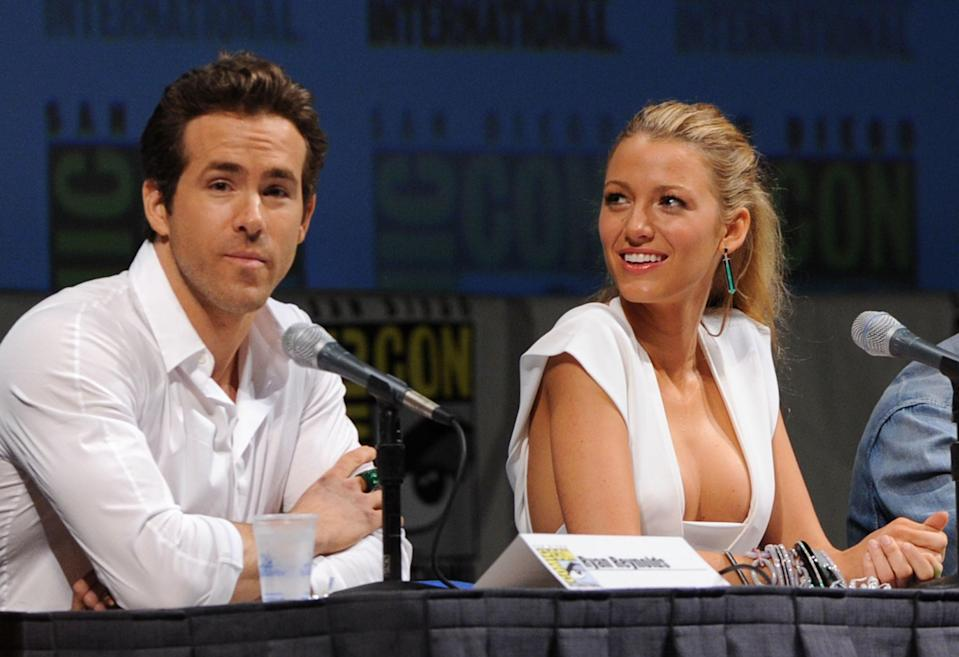 """<h1 class=""""title"""">""""Green Lantern"""" Panel - Comic-Con 2010</h1><cite class=""""credit"""">Kevin Winter/Getty Images</cite>"""
