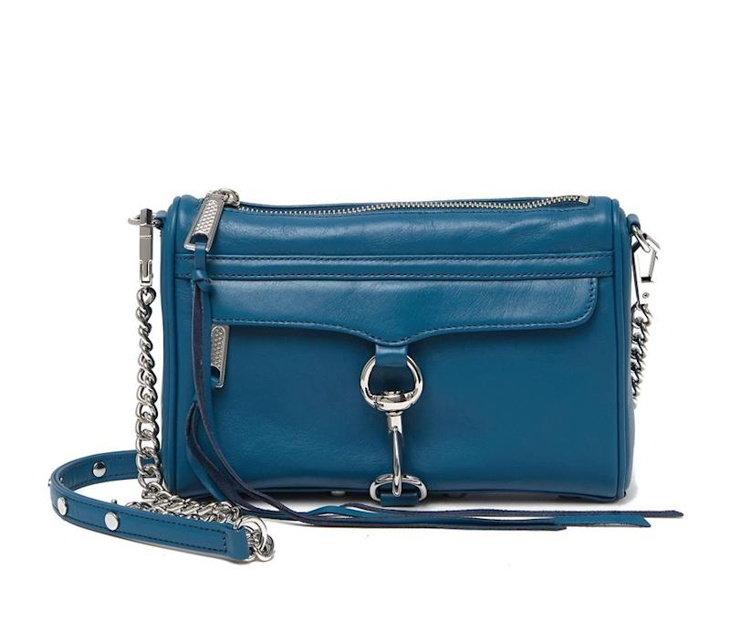 Rebecca Minkoff Mini M.A.C. Leather Crossbody