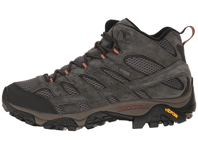 Merrell Moab 2 Mid Impermeable. (Foto: Zappos)