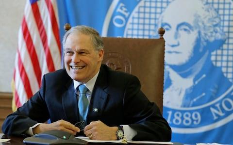 Washington Gov. Jay Inslee - Credit: AP