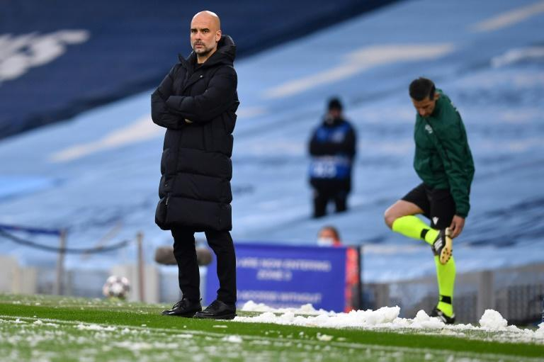 Pep Guardiola is hoping to win the Champions League for the first team since his Barcelona days