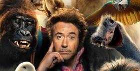 Check out the first poster of Robert Downey Jr's 'Dolittle'