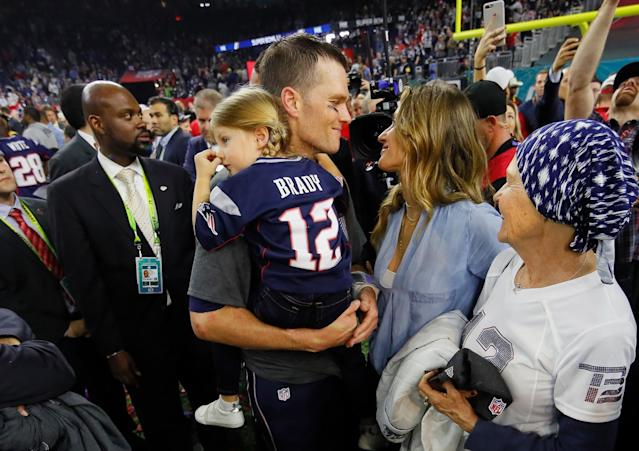 <p>Tom y Gisele estan juntos desde el 2006. / Foto: Getty Images </p>