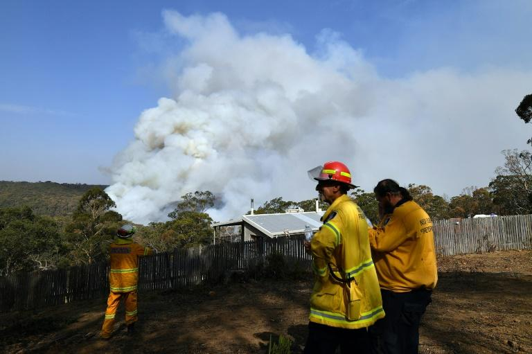 The catastrophic bushfiresin Australia have killed at least 26 people and destroyed more than 2,000 homes (AFP Photo/SAEED KHAN)