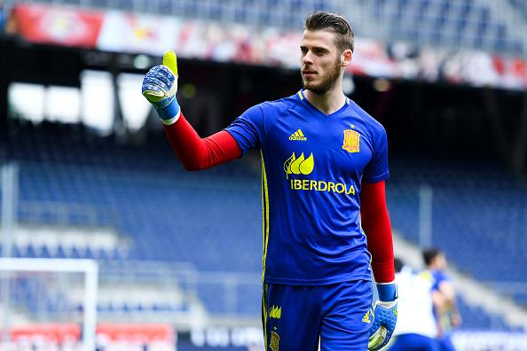 new style 19204 0f441 David de Gea: Manchester United can breathe easy after Real ...