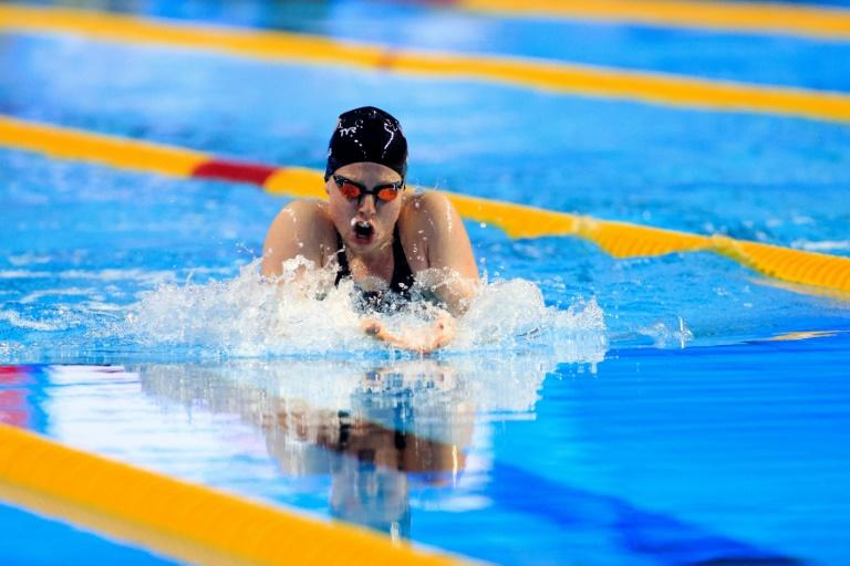 US swimmer Lilly King pulled no punches when questioned about a leaked FINA doping panel report