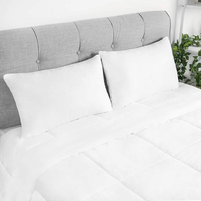 Homeideas Queen Bed Pillows. (Photo: Amazon)