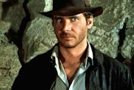 """<p>Harrison Ford plays gun-toting, Nazi-killing archaeologist Indiana Jones in this beloved action-adventure movie. It was such a hit, in fact, that it's since become a full franchise that includes multiple sequels, a TV series, video games, comic books, and even a stunt show at Walt Disney World.</p> <p><em>Available to rent on</em> <a href=""""https://www.amazon.com/Indiana-Jones-Raiders-Lost-Ark/dp/B00GIWIPVA/ref=atv_dl_rdr"""" rel=""""nofollow noopener"""" target=""""_blank"""" data-ylk=""""slk:Amazon Prime Video"""" class=""""link rapid-noclick-resp""""><em>Amazon Prime Video</em></a><em>.</em></p>"""