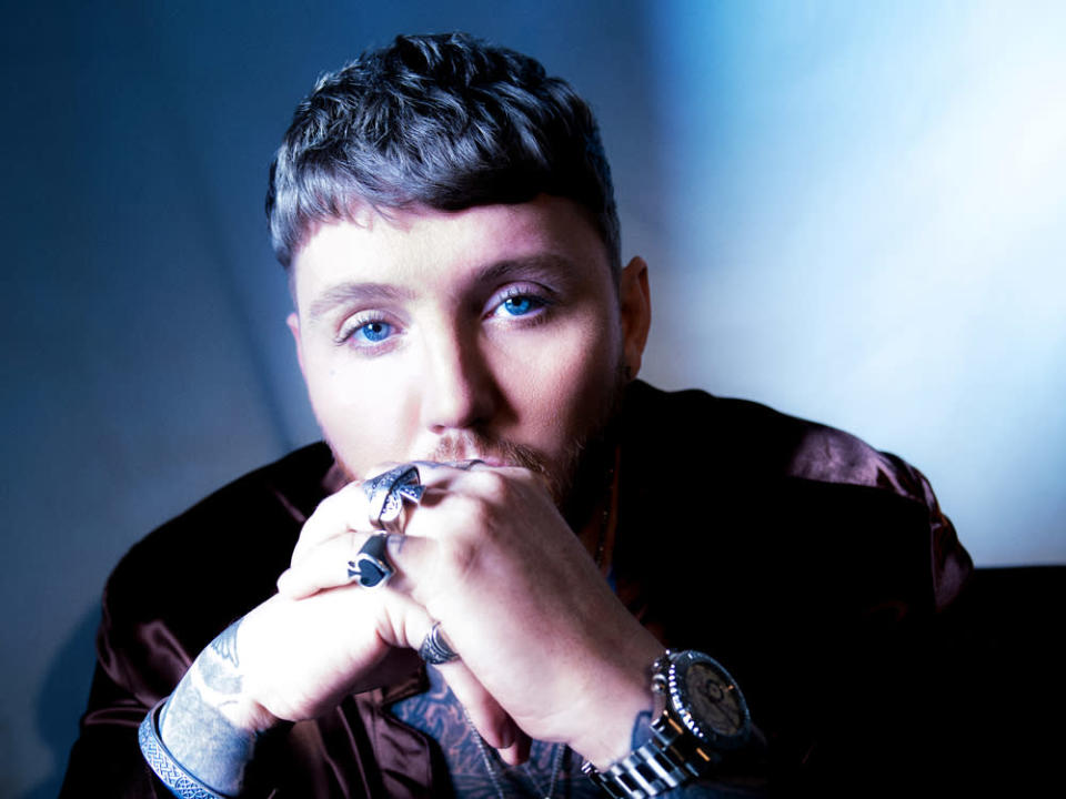 "James Arthur gewann 2012 mit ""Impossible"" die Castingshow ""The X Factor"". (Bild: Columbia Germany/Sony Music)"