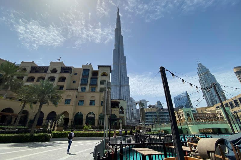UAE says it will test two million people for COVID-19 as cases rise