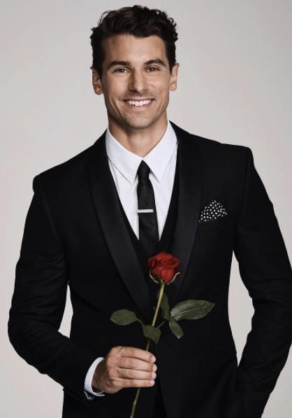 Matty J has found 'the one' on The Bachelor. We can't wait to find out who it is! Source: Channel Ten