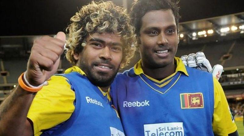 Matthews and Malinga holds the record for the 9th wicket partnership in ODIs