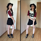 <p>Getting us high with that on point casual style!</p><p>Instagram.com/parineetichopra</p>