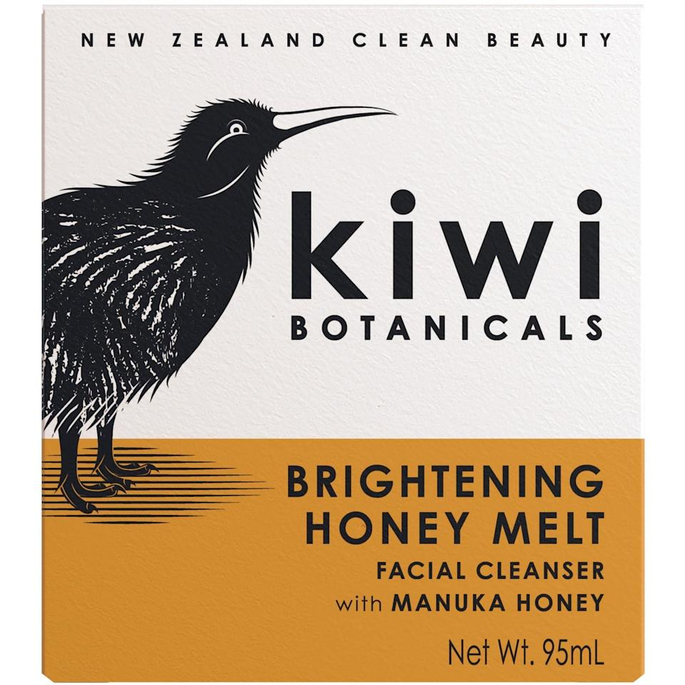 "<p>Meet Kiwi Botanicals, a new beauty brand that puts all of New Zealand's natural resources to good use for glowing skin. One of the brand's first products is this <a href=""https://www.allure.com/gallery/manuka-honey-skin-hair-beauty-products?mbid=synd_yahoo_rss"">manuka honey</a>-infused cleanser, which taps the ingredient's natural antimicrobial properties to slough away makeup, dirt, and grime.</p> <p><strong>$10</strong> (<a href=""https://shop-links.co/1687587728551339336"" rel=""nofollow"">Shop Now</a>)</p>"